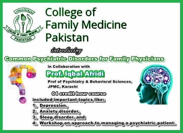 Psychiatry Course